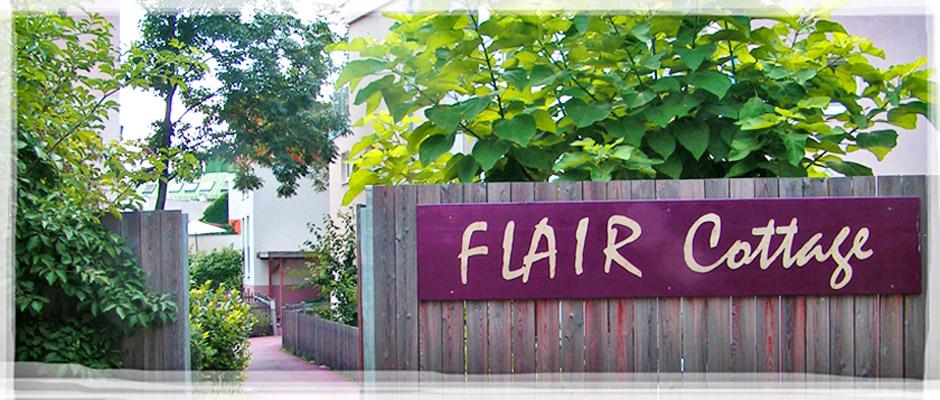 FLAIR Cottage - Referenzprojekte