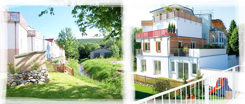 Wohnhausanlage FLAIR Green Village