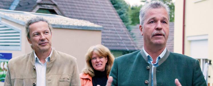 Bürgermeister Mauerbach